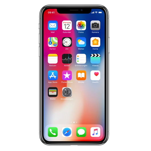 Apple iPhone X - Das Design
