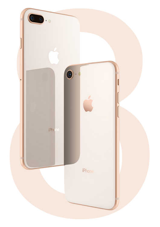 Apple iPhone 8 Design