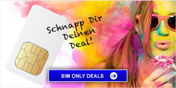 Cash SIM Card Only Angebote