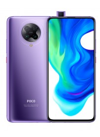 Xiaomi Pocophone F2 Pro Dual Electric Purple mit o2 Free S Boost Young Sim Only