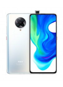 Xiaomi Pocophone F2 Pro Dual Phantom White mit o2 Free Unlimited Basic Young